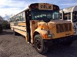 Lot: 3.SANANTONIO - 1995 3800 Blue Bird Bus