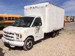 Lot: 8.SANANTONIO - 2002 Chevrolet 3500 Box Truck