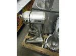 Lot: 5088 - (2) HOBART MIXERS WITH ICE MACHINE (NO BIN)
