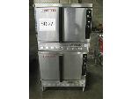 Lot: 5097 - BLODGETT DOUBLE OVEN