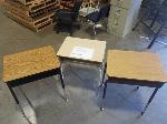 Lot: 700 - (60) Student Desks