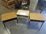Lot: 701 - (60) Student Desks