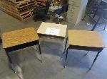 Lot: 706 - (50) Student Desks