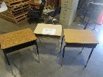 Lot: 708 - (50) Student Desks