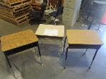 Lot: 709 - (50) Student Desks