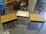 Lot: 710 - (50) Student Desks