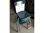 Lot: 722 - (25) Student Chairs