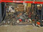 Lot: B1.General - LAW BOOKS WEEDEATERS, LAWNMOWERS, MOTORS