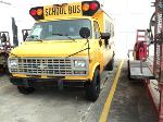 Lot: 17-178 - 1993 Chevrolet Bus