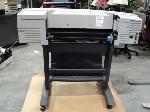 Lot: 17-204 - HP Poster Printer