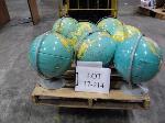 Lot: 17-214 - (7) World Globes