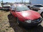 Lot: 01-385746 - 2003 Chevrolet Cavalier