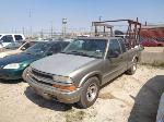 Lot: 32-32713 - 1998 Chevy S-10 Pickup