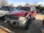 Lot: 17-0067 - 2002 FORD EXPLORER SUV