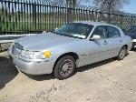 Lot: 1701118 - 2002 LINCOLN TOWN CAR - KEY* - STARTED