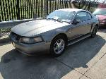 Lot: 1702412 - 2002 FORD MUSTANG - KEY*