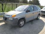 Lot: 1702439 - 2001 PONTIAC AZTEK SUV