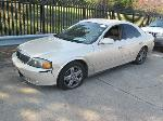 Lot: 1702691 - 2001 LINCOLN LS