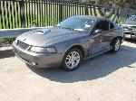 Lot: 1703288 - 2003 FORD MUSTANG - KEY*