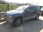 Lot: 1703472 - 2000 JEEP GRAND CHEROKEE - KEY* - STARTED