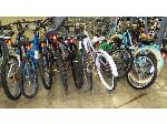 Lot: 02-18434 - (11) Misc. Bicycles