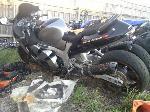 Lot: 01 - 2001 SUZUKI GSX HAYABUSA MOTORCYCLE