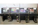 Lot: 6.SANANTONIO - (4) Gaming Machines<BR><span style=color:red>RESTRICTED AUCTION</span>