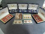 Lot: 138 - ASSORTED COIN SETS