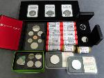 Lot: 143 - ASSORTED CANADIAN OLYMPIC MINT SETS