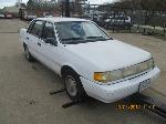 Lot: 05 - 1992 Mercury Topaz