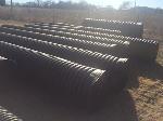 Lot: 8 - Corrugated PVC Drain Pipe