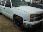 Lot: 17-885065 - 2007 CHEVROLET SILVERADO 1500 PICKUP
