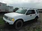 Lot: 01-840172 - 2003 FORD EXPLORER SUV