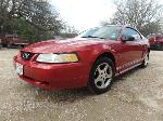 Lot: 4.FW - 2000 FORD MUSTANG