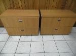 Lot: A5476 - Twin Cabinets