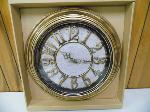 Lot: A5483 - Factory Sealed 20-inch Home Decor Gold Clock