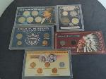 Lot: 2258 - KENNEDY, AMER. PRES. & AMER. EAGLE COLLECTIONS