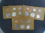 Lot: 2297 - (3) 1959 PROOF SETS