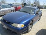 Lot: 819-132500 - 1997 FORD MUSTANG