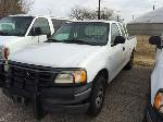 Lot: RL 271.LUBBOCK - 2002 FORD F150 TRUCK
