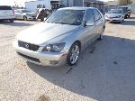 Lot: 9-102446 - 2004 Lexus IS 300