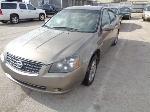 Lot: 19-100853 - 2005 Nissan Altima