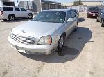 Lot: 21-101491 - 2003 Cadillac Deville