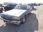 Lot: 28-101907 - 1983 Chevrolet Caprice