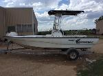 Lot: 4.WICHITAFALLS - 2003 Fishmaster Boat & Trailer