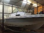 Lot: 5.WICHITAFALLS - 1993 Reefrunner Boat & Evinrude Outboard Motor