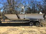 Lot: 6.MINERALWELLS - 2000 Redfin Boat, Mercury Outboard Motor & Trailer