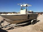 Lot: 7.MINERALWELLS - 1997 Robalo Boat & Trailer