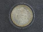 Lot: 200 - 1885-CC MORGAN DOLLAR - BU