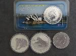 Lot: 203 - FOREIGN SILVER COINS